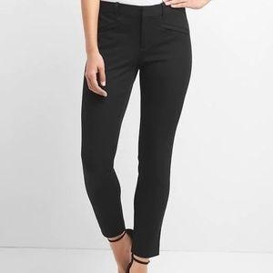 Skinny Pants Stretch Gap Black Plus Sizes 14 - 20